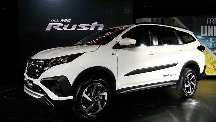 Pesan Toyota Rush TRD Inden Hingga Tiga Bulan Lamanya
