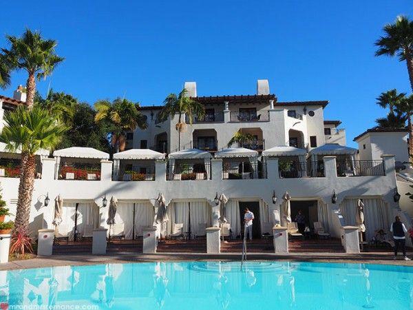 Mr and Mrs Romance - Bacara Resort Santa Barbara CA review
