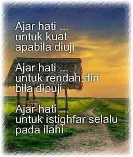 Ajarkan Hati...