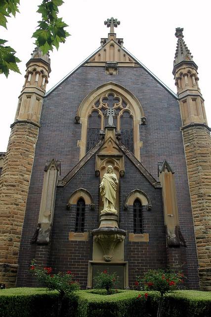 MacKillop Chapel, North Sydney   Flickr - Photo Sharing!