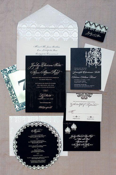 145 best Wedding invitations Zaproszenia ślubne images on - formal invitation style