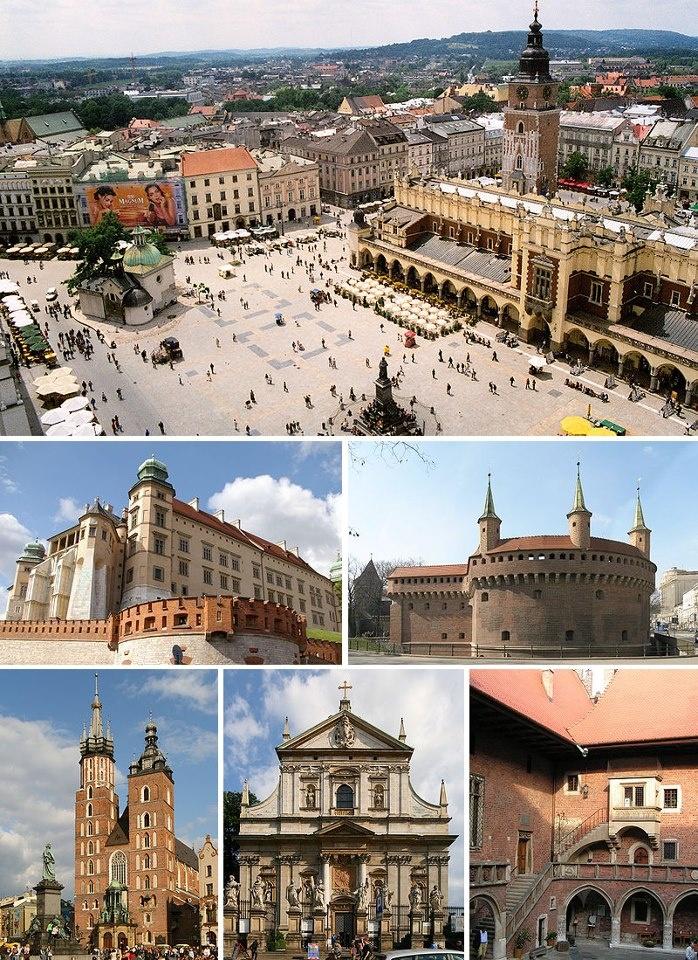 Cracovia  de Polonia