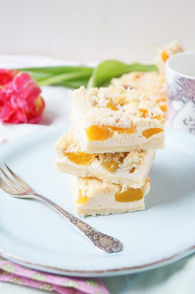 Streusel Pfirsich-Quark-Kuchen – Der perfekte Kuchen zu Ostern