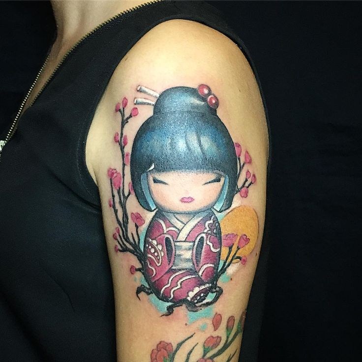 Details  #kokeshi #kokeshitattoo #geishatattoo #tattoogeisha #detailtattoo #armtattoo #colortattoo #tattoocolor #dolltattoo #tattoo #japantattoo #japanesetattoo #tattoos #tatuaggi #tatuaggio #tattooartist #inktattoo #inkstagram #instatattoo #tattooitalia #tattooitaly #italiantattooartist #portodascoli #stifftattoo #sanbeach #sanbenedettodeltronto