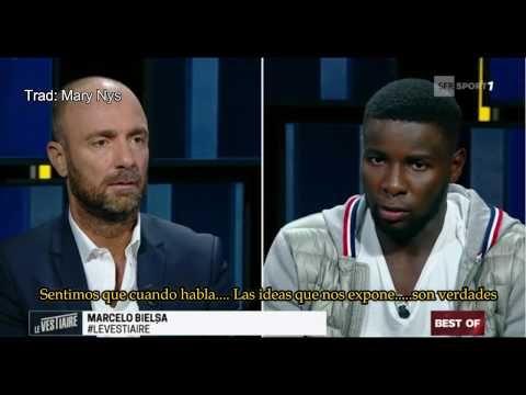 "(39) Ibrahim Amadou habla sobre Marcelo Bielsa en programa ""Le vestiaire"" - YouTube"