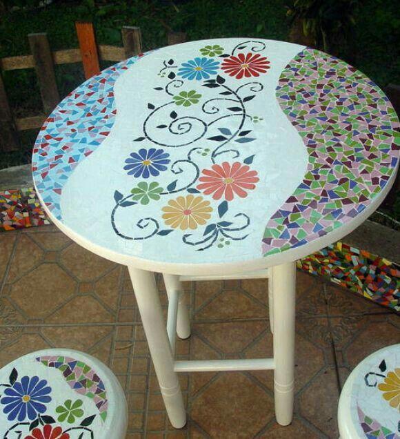 Mesa floral