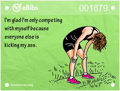 love this one - I feel this usually every day because I run with such awesome runners