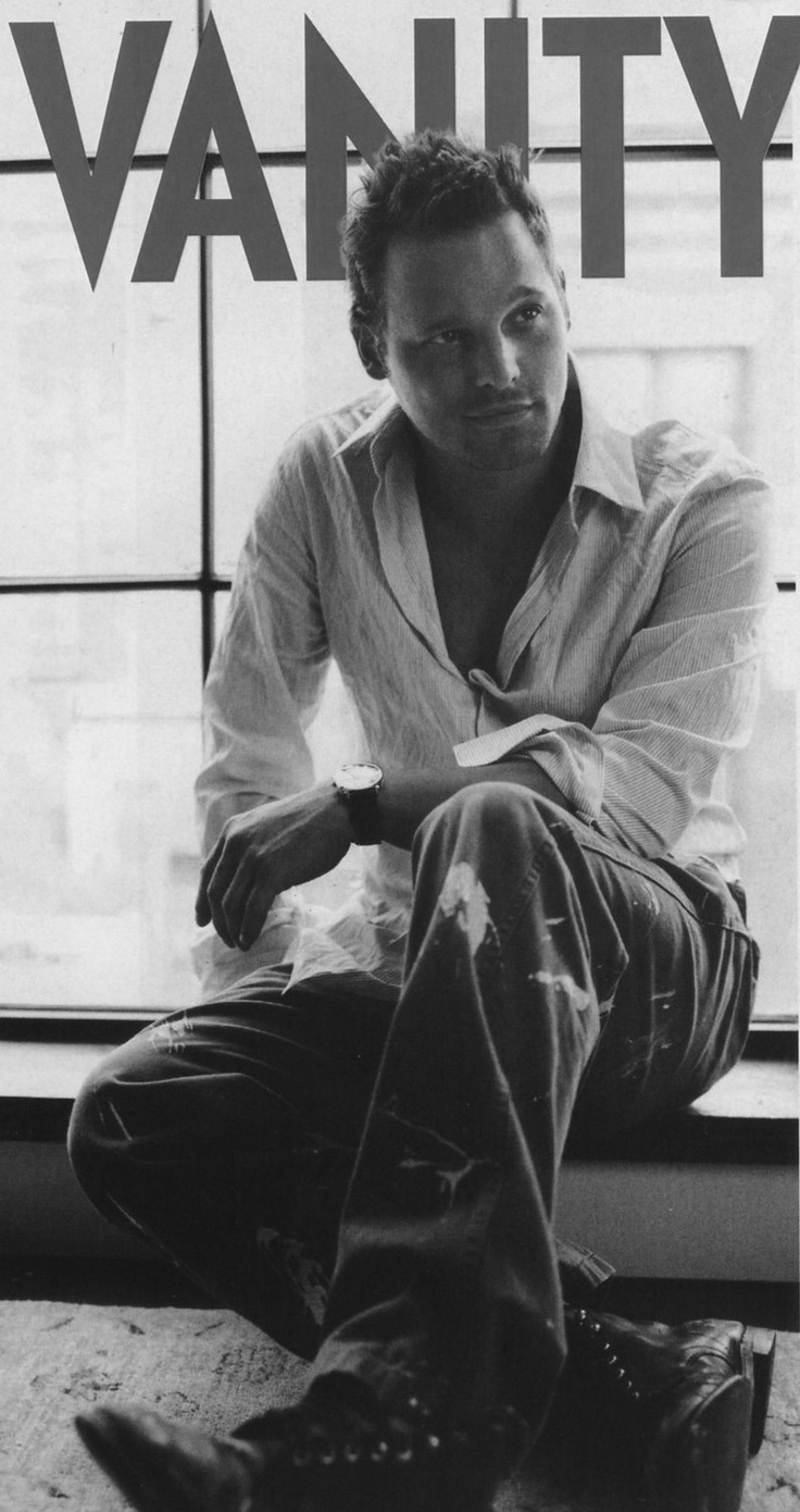 Justin Chambers #Grey's anatomy.   He is so hot!