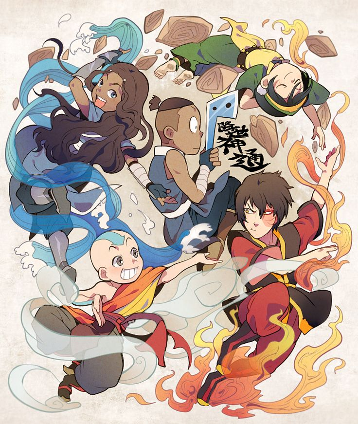 The Last Airbender All Avatars: 1750 Best Images About The Legend Of Korra / Avatar The