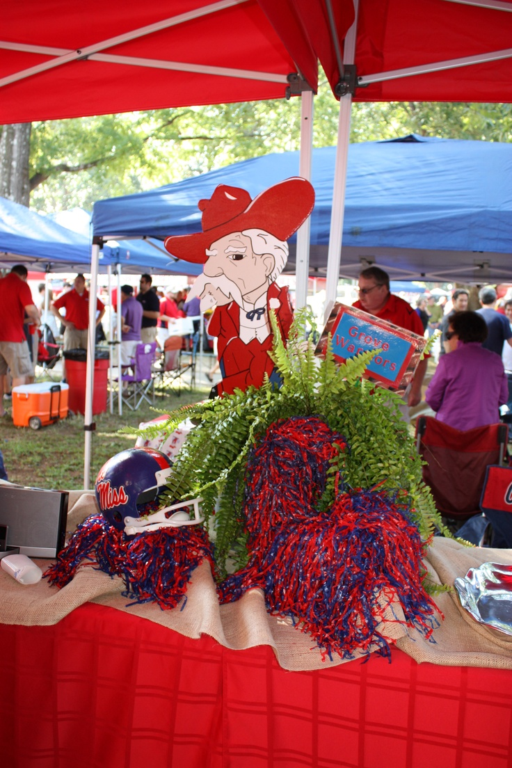 178 best tailgating images on pinterest lsu tigers football col reb table decor arubaitofo Image collections