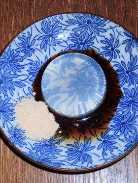 「水信玄餅」再現レシピ 粉寒天を使って by 父さんの料理 [クックパッド] 簡単おいしいみんなのレシピが241万品