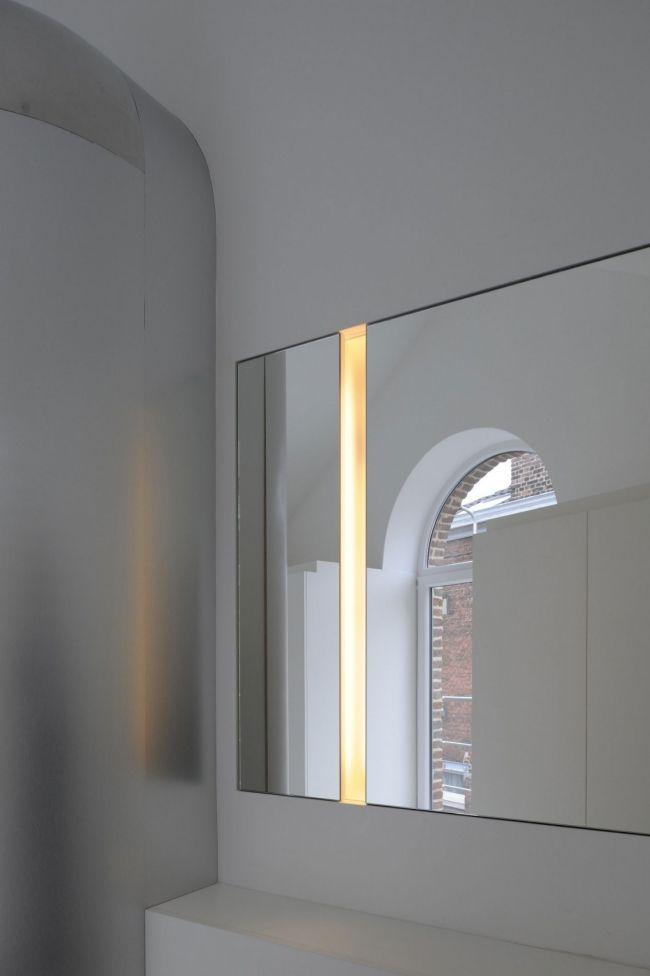 hi tech loft wohnung in belgien kempart loft von dethier architecture architecture