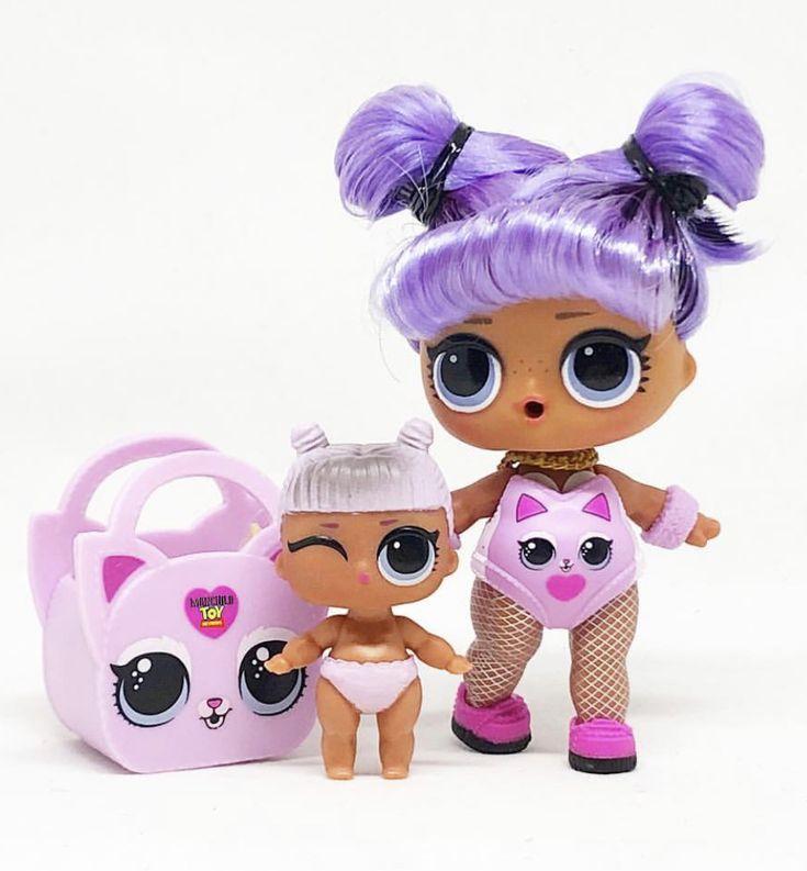 Hairgoals Diva Surprise Daring Diva Lol Surprise Dolls Lol Dolls Dolls Cute Toys