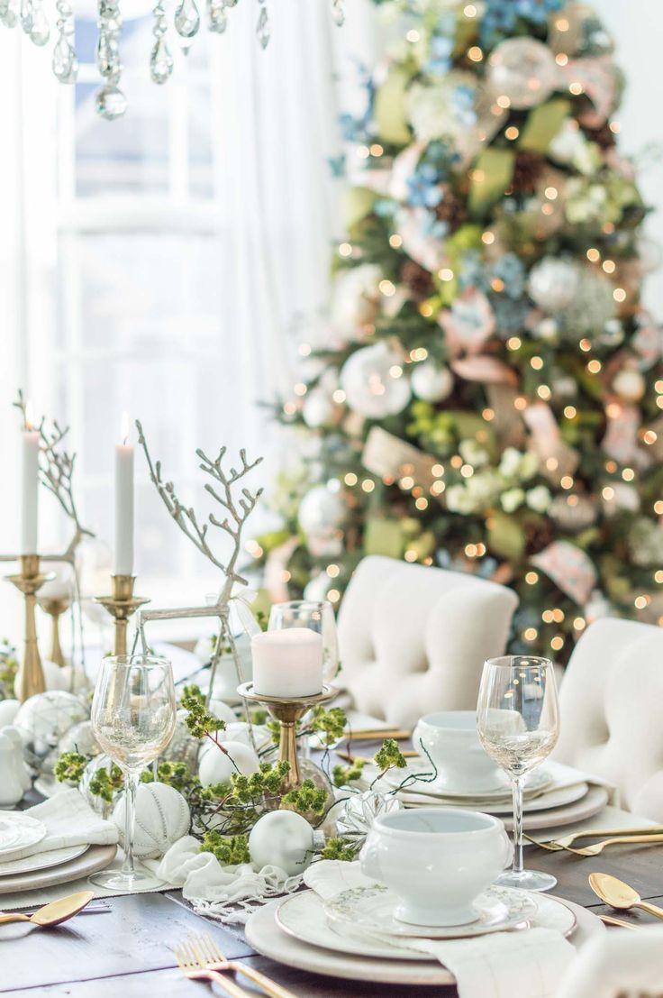 Two Month Holiday Prep Christmas To Do List Kelley Nan Natural Christmas Decor Christmas Dining Room Indoor Christmas Decorations