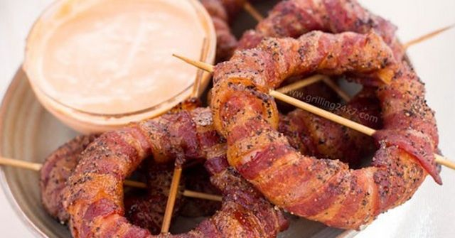 Yummy Bacon Wrapped Appetizers Food Network