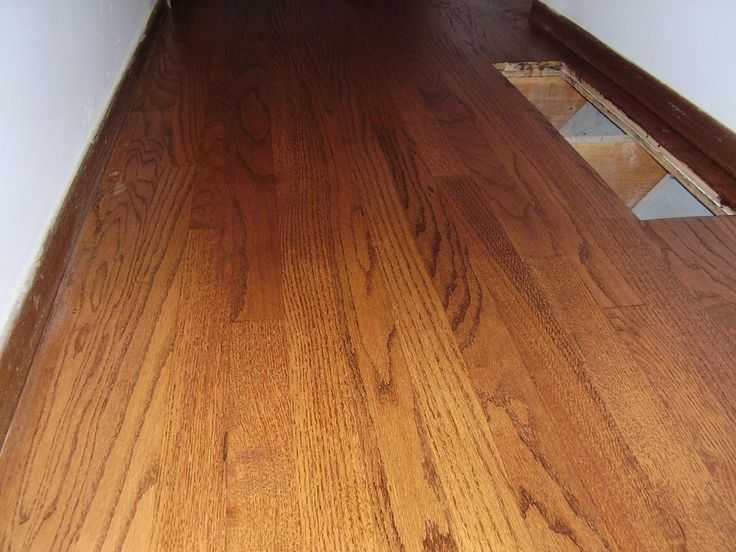 Minwax English Chestnut Stain On Red Oak Bing Images