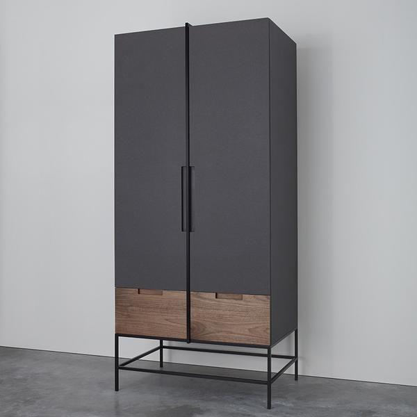 Rosenau wardrobe by MannMade London