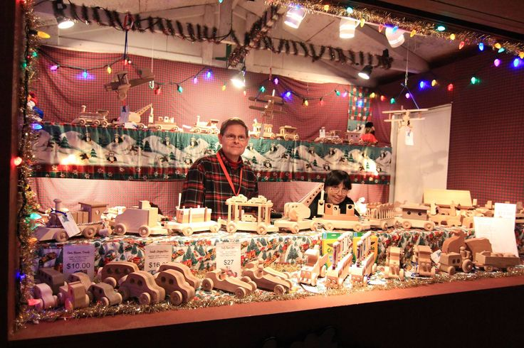 Cambria Christmas Market 2014 - Photo Credit: Billy Ritter
