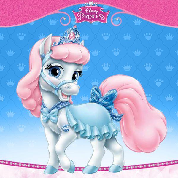 Disney Princess Palace Pets - Bibbidy (Cinderella's pony)