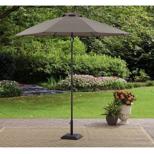 Umbrella Outdoor Shade Sun Patio 8' Sling Staining Durable Steel Frame Large NEW #OutdoorUmbrella
