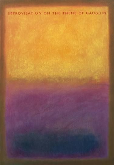 Improvisation on the theme of gauguin