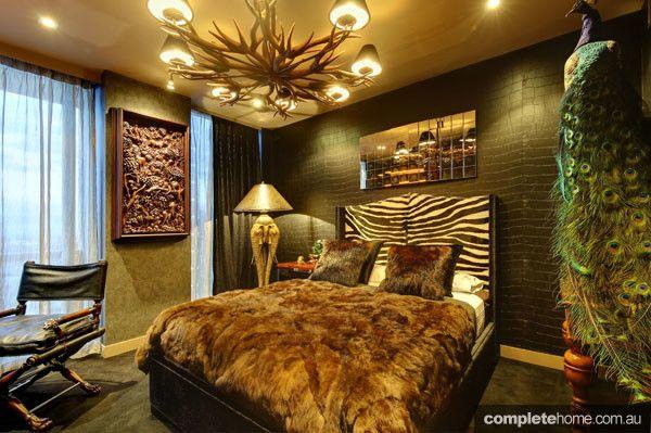 Afrika Schlafzimmer Ideen