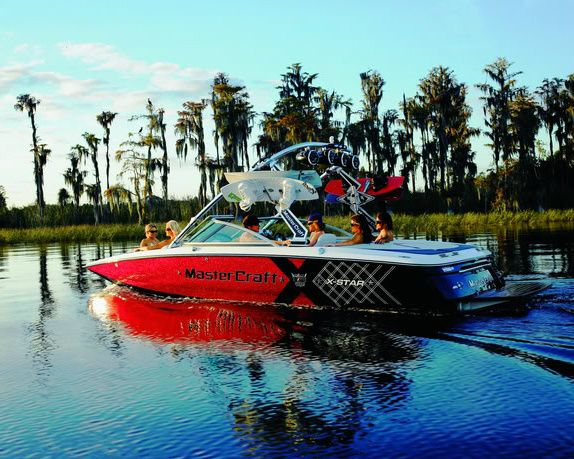 Mastercraft X-Star Wakeboard Boat ...a girl can dream ...