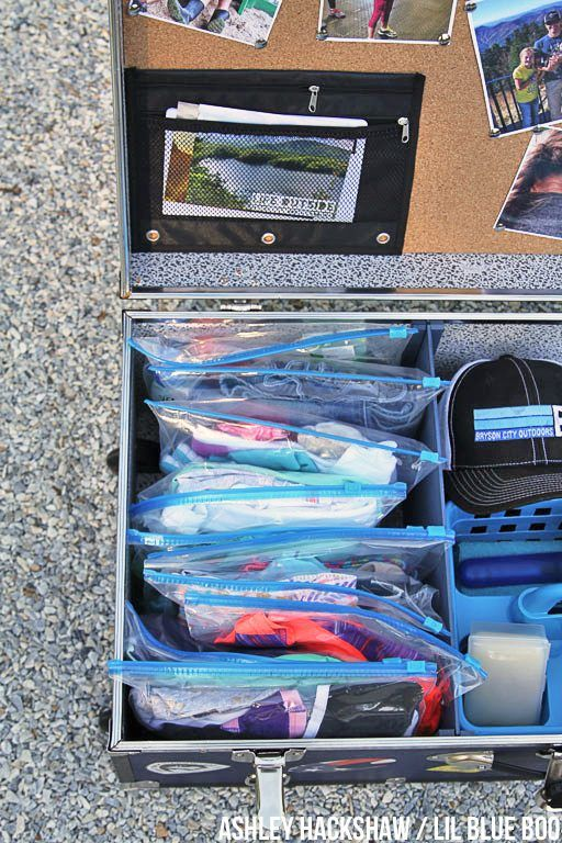Diy camp trunk organizer an epic camp trunk