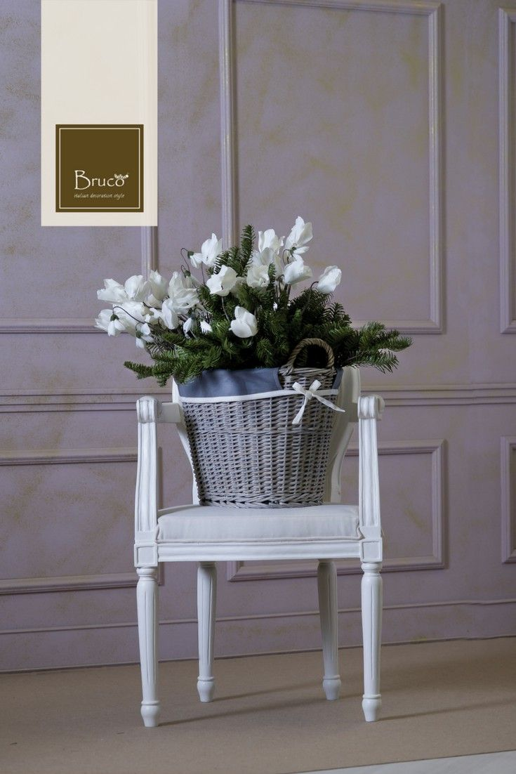 Vaso di fiori #brucostyle #italianstyle #decoration