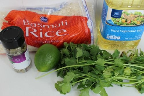 Copycat Chipotle Cilantro Lime Rice - Saving Dollars & Sense | Personal Finance Blog