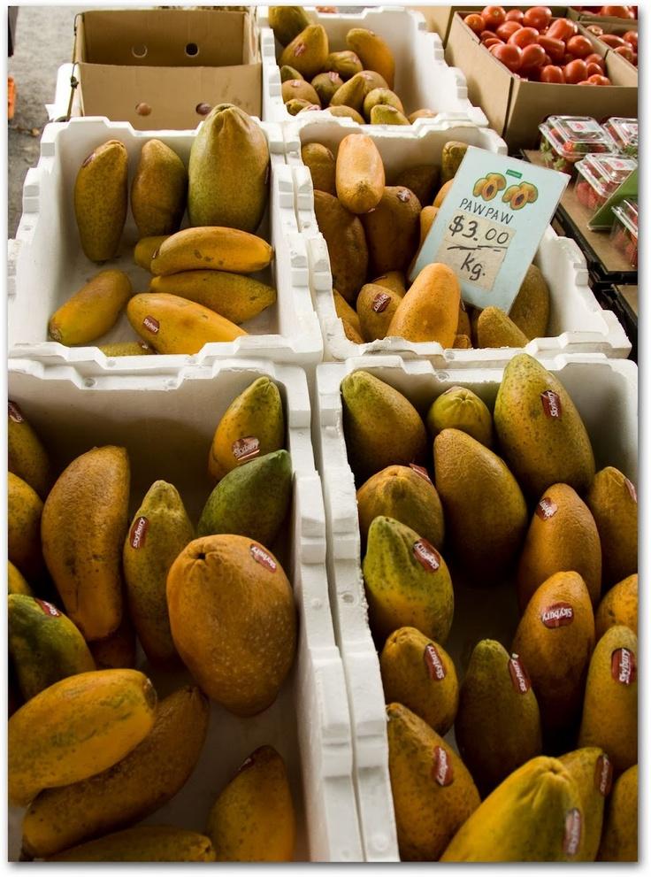 Port Douglas farmers' market, Port Douglas, Australia - theroadforks.com