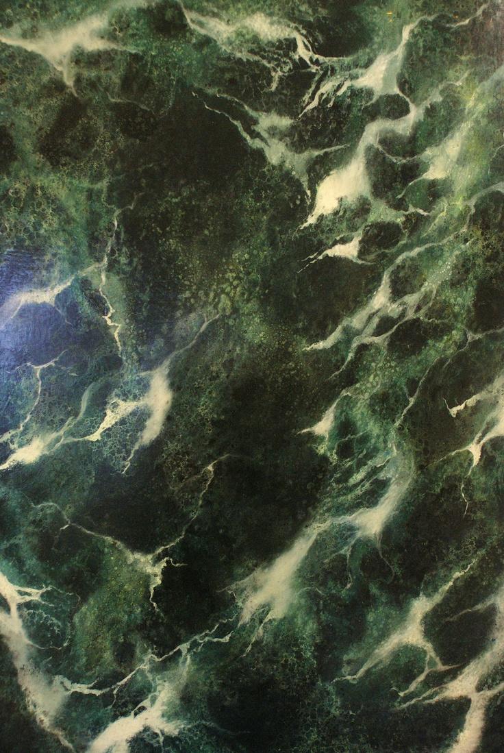 17 best images about faux on pinterest pedestal brushes - Vert de malachite ...