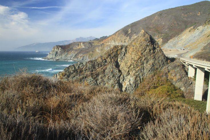 Una ruta en coche por lo imperdible de la costa oeste en California (Ruta 1 o Pacific Coast Highway)
