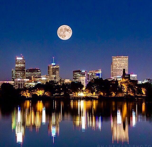 Best 25+ Denver Skyline Ideas On Pinterest