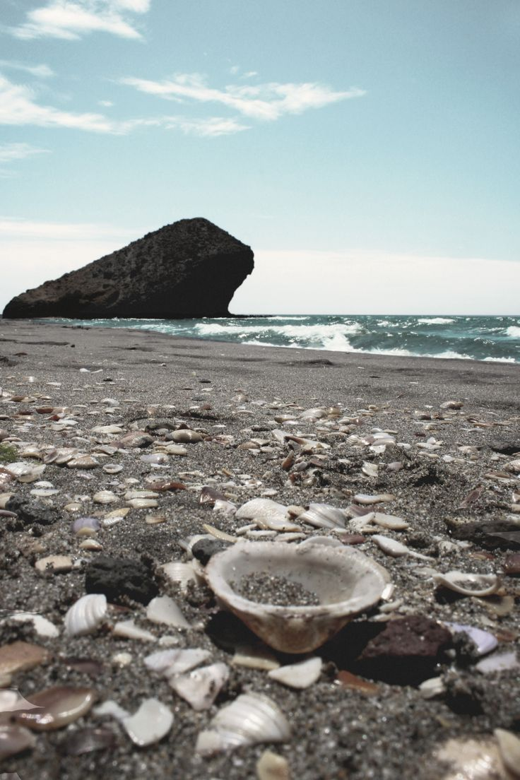 Playa Monsul - San Jose - Almeria - Spain //Dana Taha