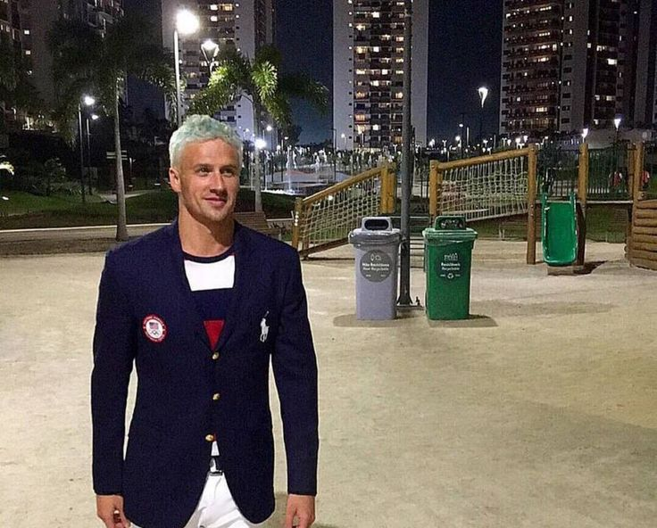 Ryan Lochte Cheated On Girlfriend Kayla Reid: Faked Being Robbed During Rio Olympics
