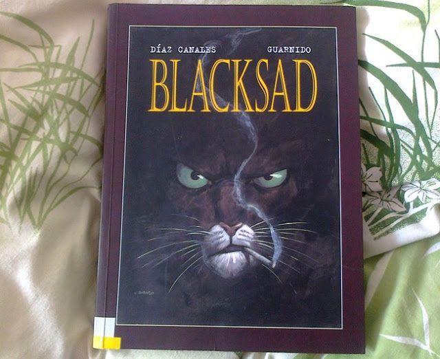 Blacksad – Juan Díaz Canales a Juanjo Guarnido