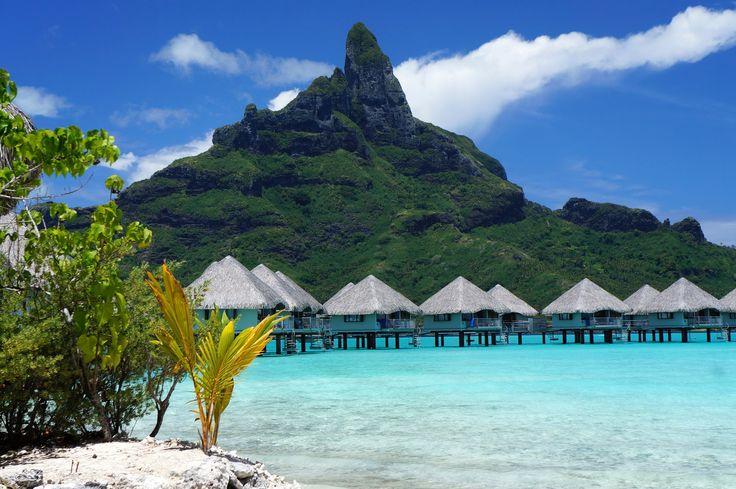 Vacanțe în Bora Bora, Polinezia Franceză.  #haisitu