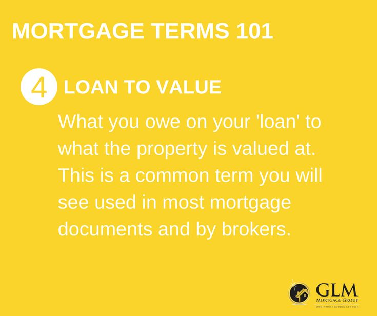 Loan to Value or LTV is KEY in determining how much you will qualify for with any given lender. Want to up your qualifying capabilities? Consider fixing up your credit: https://www.geoffleemortgage.com/credit-medic/  | GLM Mortgage Group