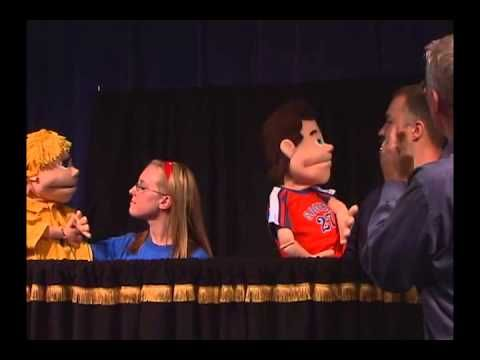 Puppeteers Training-Lip Sync - YouTube