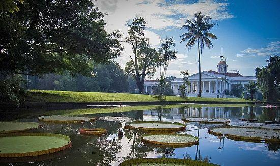 Istana Bogor, Kota Bogor, Jawa Barat