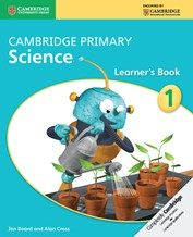 Cambridge International Primary: Science learner books for years 1 - 6. Discussion topics to use in conjunction with the teacher's resource for the corresponding year