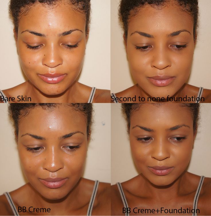 Second To None Luminous Foundation by IMAN #5