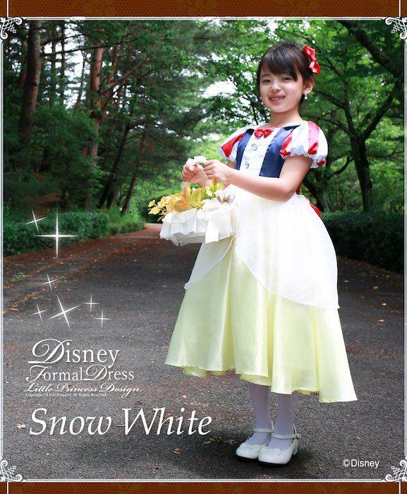 c321295dd2826 disney snow white disney princess dress 子供ドレス ディズニープリンセス 白雪姫 スノーホワイト ディズニー  フォーマルドレス 100 110 120 130cm テーマパーク ...