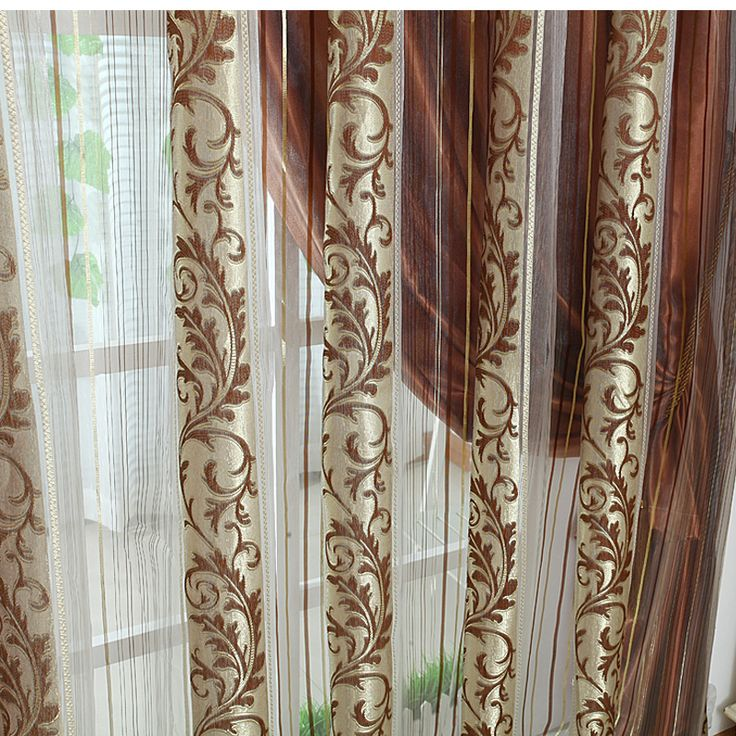 Cheap Curtains on Sale at Bargain Price, Buy Quality curtain cords, curtain bamboo, curtain heads from China curtain cords Suppliers at Aliexpress.com:1,Ingredient:Blending 2,Item Type:Window Screening 3,Format:Rope 4,Pattern Type:Floral 5,Style:Europe