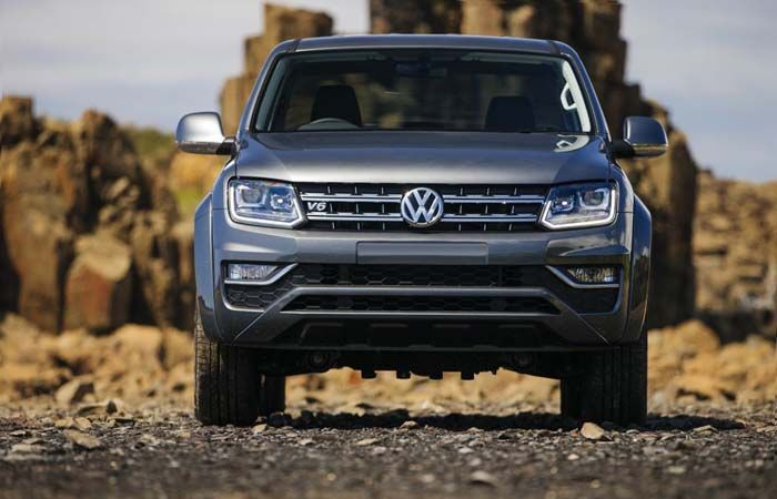 2018 Volkswagen Amarok: New Pickup Truck with Numerous Innovations