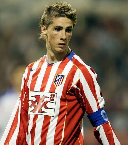 Fernando Torres en Atletico de Madrid