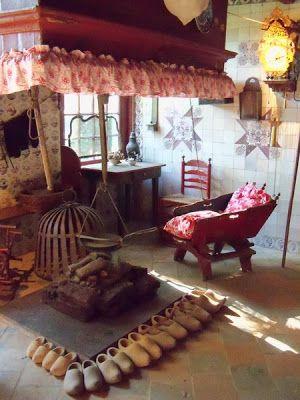 De tante van Tjorven: Het interieur van een Staphorster boerderij