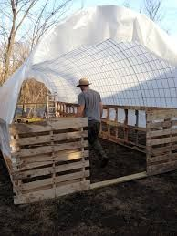 Good Image result for cattle panel hoop house