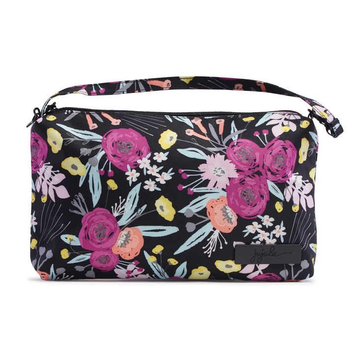 JuJuBe Be Quick - Black and Bloom
